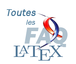 FAQ Latex